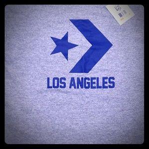 Converse Los Angeles Gray Shirt